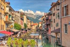 The Classiest Restaurants in Annecy Right Now